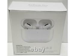 100% Authentic Apple AirPods Pro with Wireless Case White MWP22AM/A