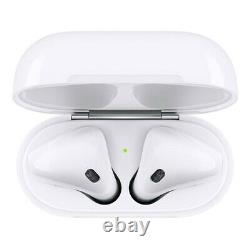 Apple AirPods (2nd Gen) with Charging Case MV7N2ZA/A White Au Stock