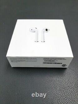 Apple AirPods 2nd Generation with Charging Case (MV7N2AM/A) Authentic