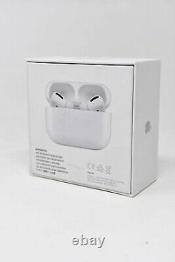 Apple AirPods Pro Bluetooth with Wireless Charging Case MWP22AM/A AUTHENTIC