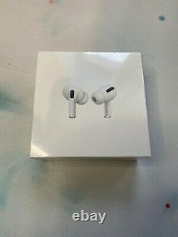Apple AirPods Pro with Wireless Case White SEALED New in Box