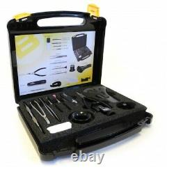 BERGEON 7812 Watchmakers Quick Service Tool Case Kit Watch Repair HT7812