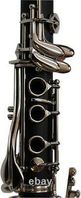 Bb CLARINET-CLOSEOUT SALE-NEW 2021 CONCERT INTERMEDIATE MARCHING BAND CLARINETS