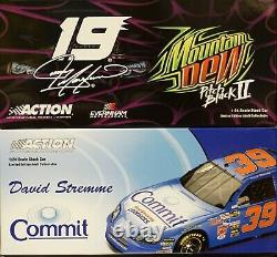 Case of 12 1/24 2005-2007 NASCAR Diecast Cars Made by Action NEW in boxes