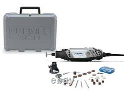 DREMEL 3000 1/26 Variable Speed Rotary Tool with 26 Accessories & Carry Case 130W