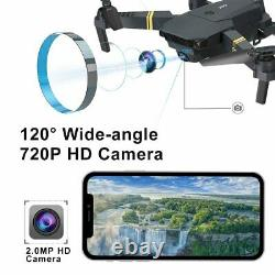 Drone X Pro EXTREME with Extra Batteries HD Camera Live Video WiFi FPV Voice Comma