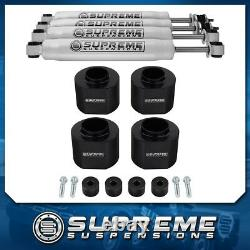 For 93-98 JEEP Grand Cherokee ZJ Full 3 Lift Kit with Shocks + Transfer Case Drop