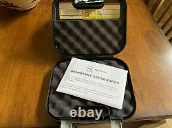 Glock Factory Clam Shell Hard Pistol Case With ManualFREE SHIP&TRACK