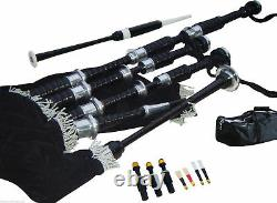 Great Highland Bagpipes By HakamDin Bagpipes (Complete Starter Package)