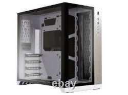 LIAN LI PC-O11 Dynamic White Tempered glass Chassis Gaming Computer Case Tower