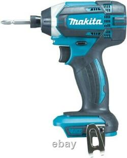 Makita DTD152Z 18v Lithium Ion LXT Impact Driver Bare Tool in MakPac Case