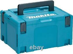 Makita MAKPAC Stack 4 Piece Connector Stackable Tool Case Type 1 2 3 and 4