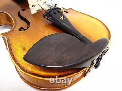 New Antique Style 4/4 Hand-Made Violin +Bow +Rosin +String +Case
