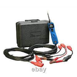 Power Probe 3 III BLUE Electrical Tester Kit Voltmeter with Accessories & Case
