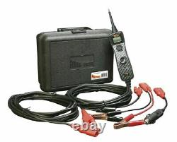 Power Probe 3 III Carbon Electrical Tester Kit with Voltmeter Accessories and Case