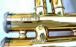 TRUMPET NEW BRASS BAND TRUMPETS withCASE. WARRANTY+APPROVED