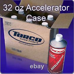 The Best Fuel Additive Torco Accelerator case of 6