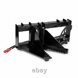 Titan Attachments Heavy Duty Post and Tree Puller for Skid Steers Universal