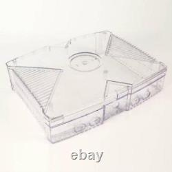 Xbox Original Ghostcase Kit Crystal Clear Video Game Console Protective Case Gho